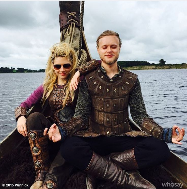 Vikings...