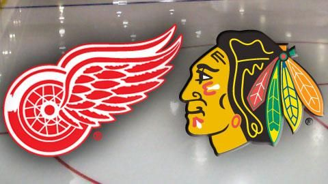 Chicago Blackhawks and Detroit Red Wings Ends Just As Its Getting Good