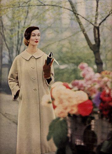 Evelyn Tripp 1950's