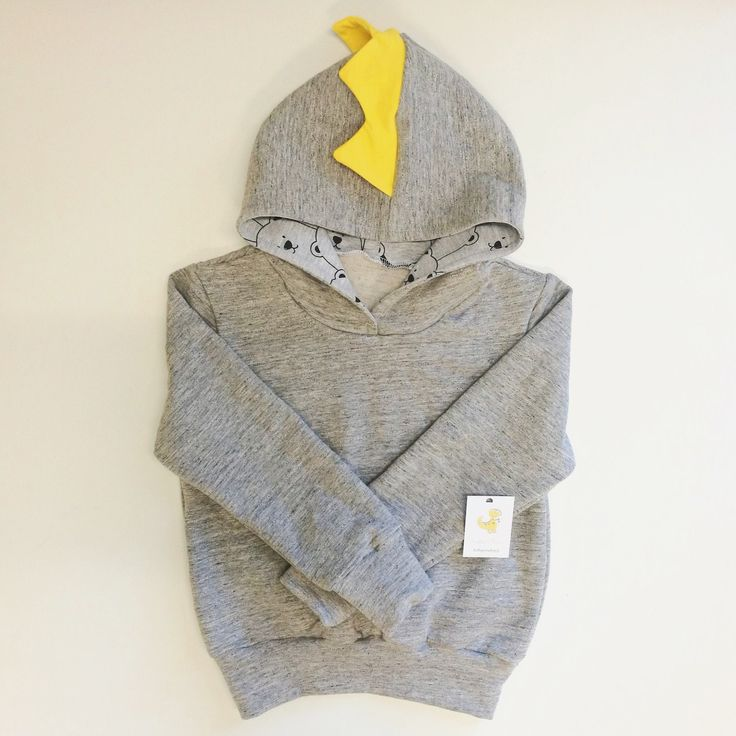 Custom dinohoodie; choose the fabrics that you want and I'll make! Questions? Ask me!