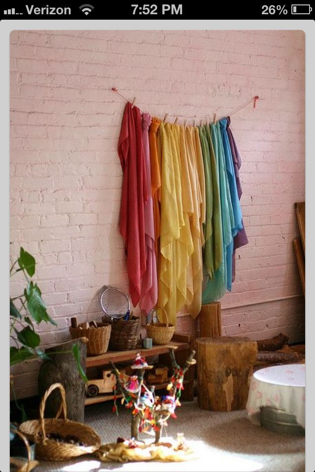 25 best ideas about scarf display on pinterest for Preschool classroom layout maker