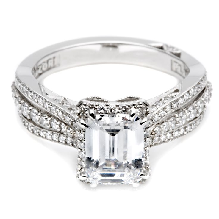 17 best images about emerald cut rings on