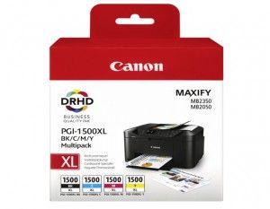 Canon Tusz PGI-1500XL CMYK Multi