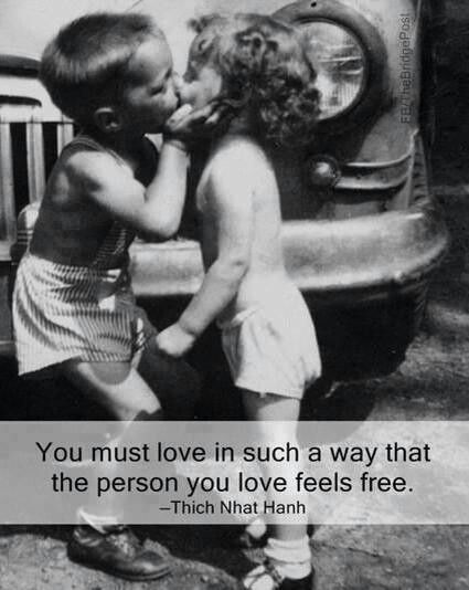 love sets you free