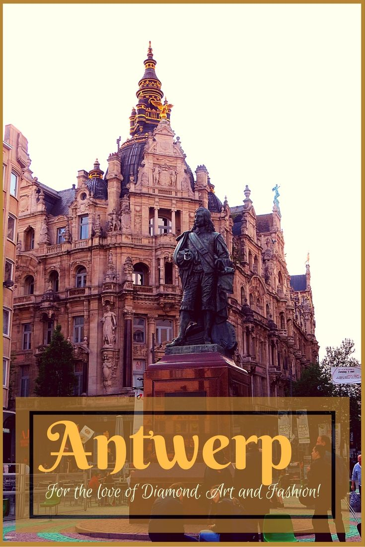 World's leading Diamond capital, Belgium's biggest port and an exemplary of opulent guild houses – Antwerp has allured tourists, fashionistas and art lovers alike.
