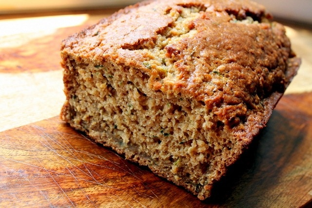 zucchini oatmeal bread | Muffins and Quick Breads | Pinterest