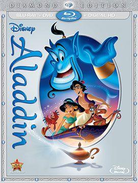 Aladdin Special Edition Blu-ray + DVD + Digital HD