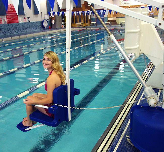 Revolution Pool Lift Access Able Design Pool Spa Seating Swimming Pools Backyard