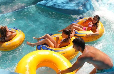 Pour 1 entrée achetée, Speed Water Park vous offre la deuxième