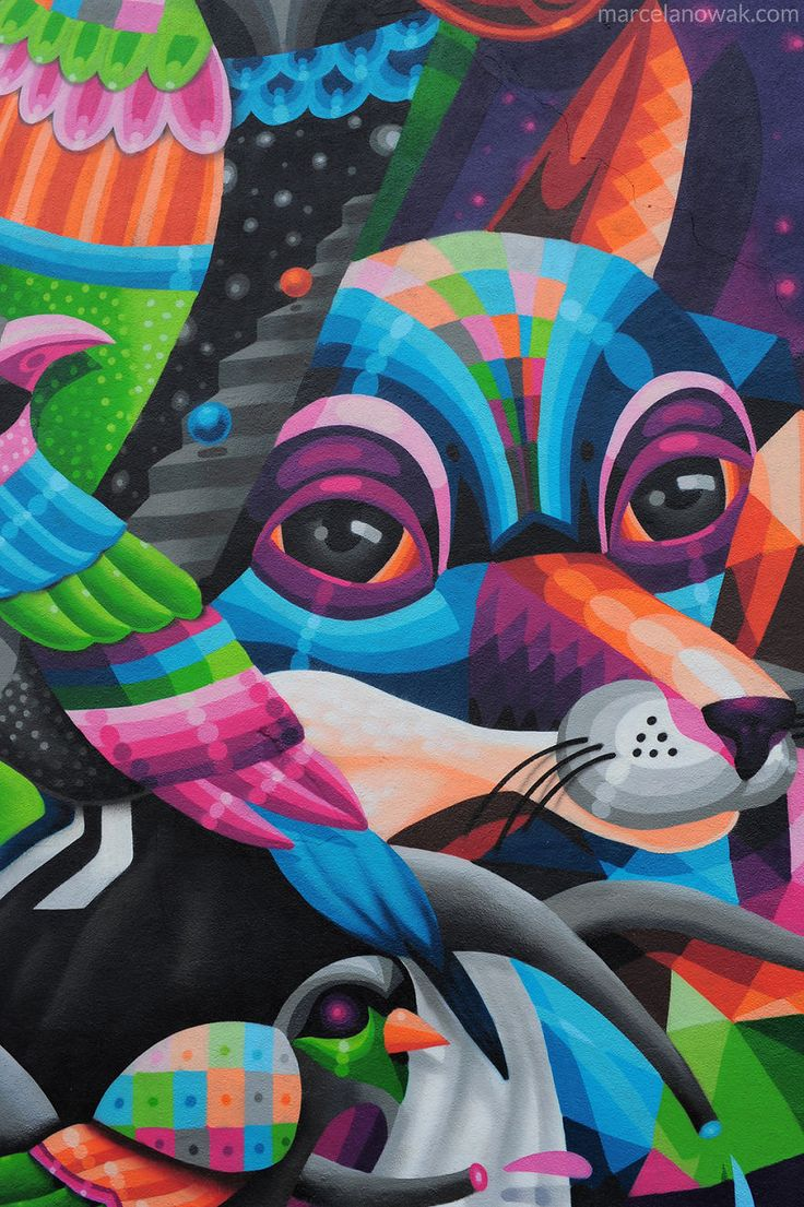 Amazing Bushwick Collective Street Art Photos Taken By Marcela Nowak | Bored Panda