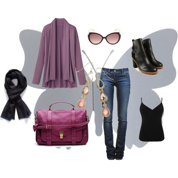 My style..., created by dea-afrodite on Polyvore