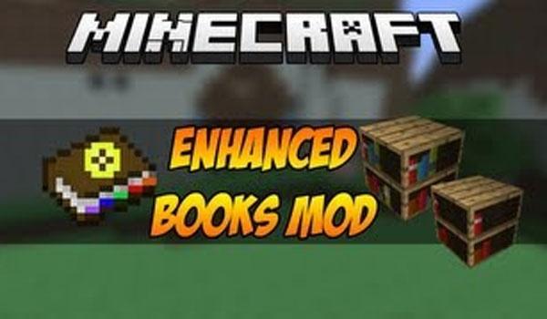 Enhanced Books Mod para Minecraft 1.5.1
