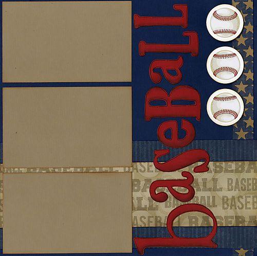 Baseball layout page 2