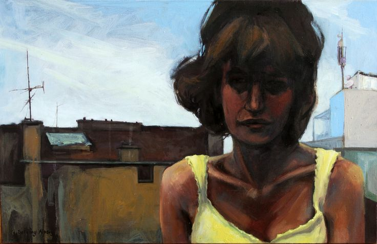 2009 / 45 x 70 cm. Tual üzerine yağlıboya / oil on canvas