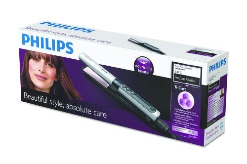 Philips HP8361/00 – Plancha de pelo ProCare Keratin con tecnología de queratina, placas con vibración suave, 230º, ionizador y calentamiento rápido - See more at: http://beldad.florentt.com/beauty/philips-hp836100-plancha-de-pelo-procare-keratin-con-tecnologa-de-queratina-placas-con-vibracin-suave-230-ionizador-y-calentamiento-rpido-es/#sthash.0qqF76PS.dpuf