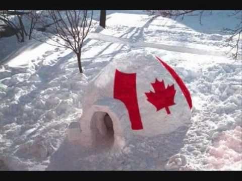I Am Canadian Anthem