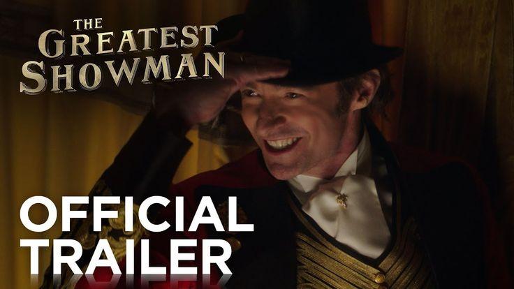 THE GREATEST SHOWMAN starring Hugh Jackman, Michelle Williams, Zac Efron, Zendaya & Rebecca Ferguson | Official Trailer | In theaters December 25, 2017