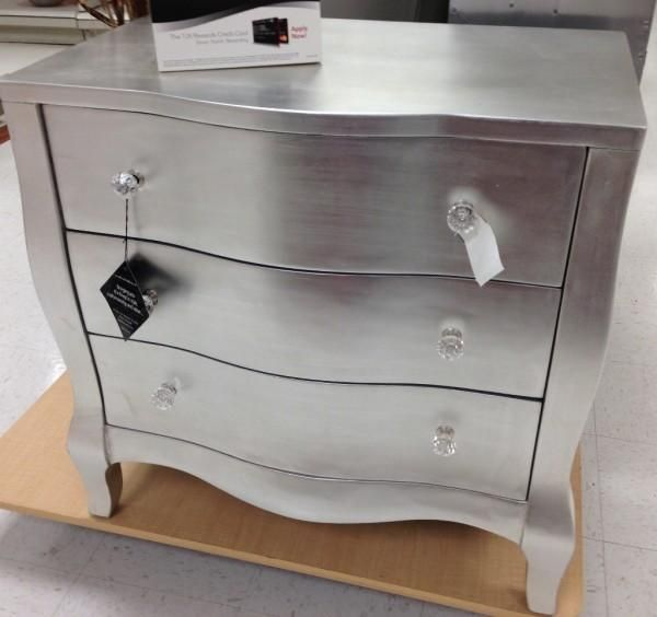 Silvering for bling - Home Decor @ 518