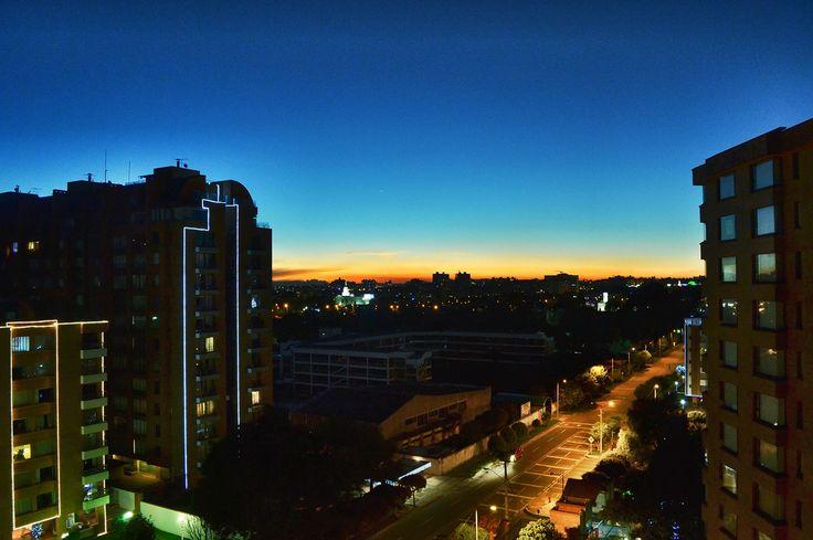 Bogota de noche