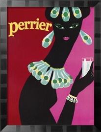 Perrier vintage adv