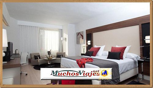 MADRID hotel courtyard by marriott madrid princesa 050✯ -Reservas: http://muchosviajes.net/oferta-hoteles