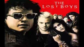 HQ Lost Boys Soundtrack: Lost in the Shadows - Lou Gramm (Original Music Video) - YouTube