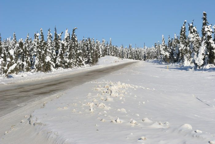 Located at mile 135 off the James Dalton Highway, Prospect Creek has a subarctic climate  and has consistently been home to some of the coldest winters in U.S. history.