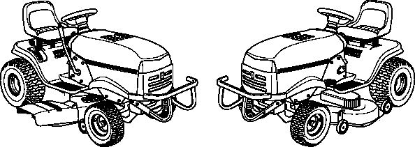 Lawn Mower Coloring Page Unique Lawn Mower Clip Art At Clker