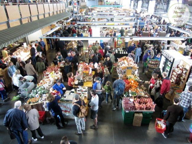 A Visit to the Halifax Seaport Farmers' Market ~ If you are ever in the downtown Halifax area, either during the week, but especially on the weekend, make it a point to drop by the Halifax Seaport Farmers' Market. It is a not to be missed experience!
