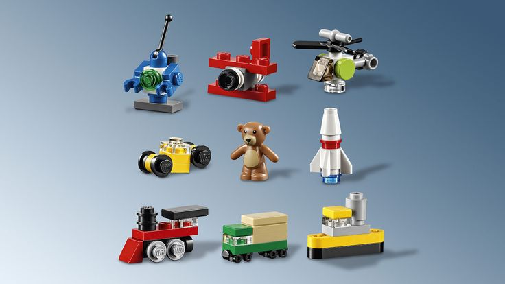 10249 Weihnachtlicher Spielzeugladen - Produkte - Creator LEGO.com