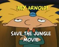 Save The Hey Arnold movie 2, the Jungle movie - The Petition Site