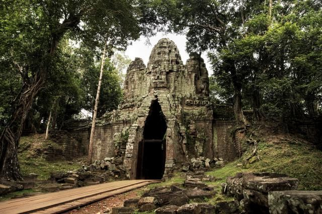 Which Ancient Cities Knew All About How to be Urban and Green at Once?: Angkor Wat (Cambodia)