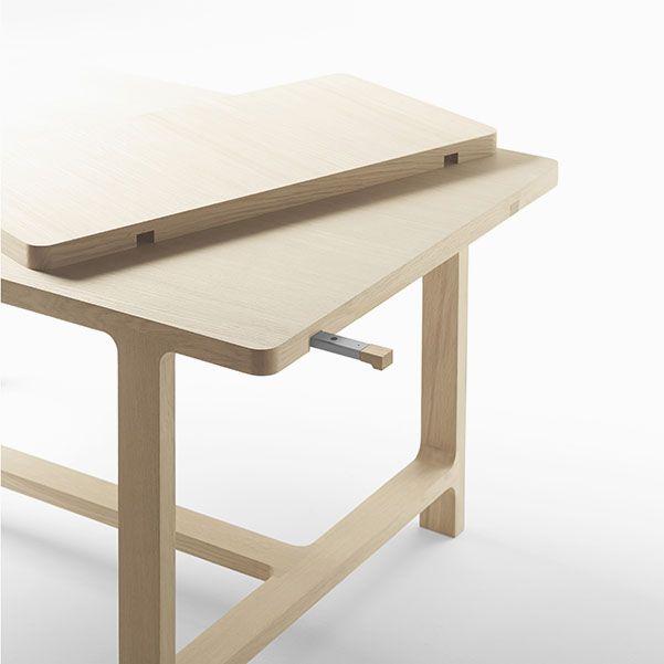 Les 25 meilleures id es concernant table rallonge sur for Rallonge pour table rectangulaire