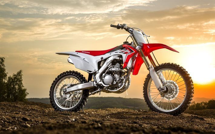ダウンロード画像 モトクロスバイク ホンダ Crf250r モトクロス