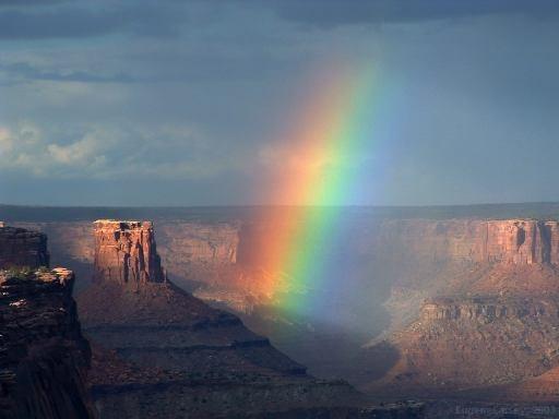 Canyonland National Park ~ Photo by Eugene Carsey, IIINational Parks Th, Beautiful Canyonlands, Canyonlands National Parks, National Parks Usa, Beautiful Rainbows, National Parks Utah, National Park Utah, Land National, De Utah