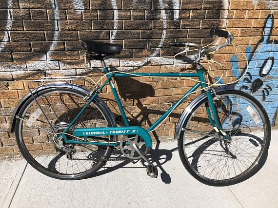 1960s Vintage Columbia Bicycle Tourist V Westfield Ma Usa 1960s Vintage Vintage Bicycle