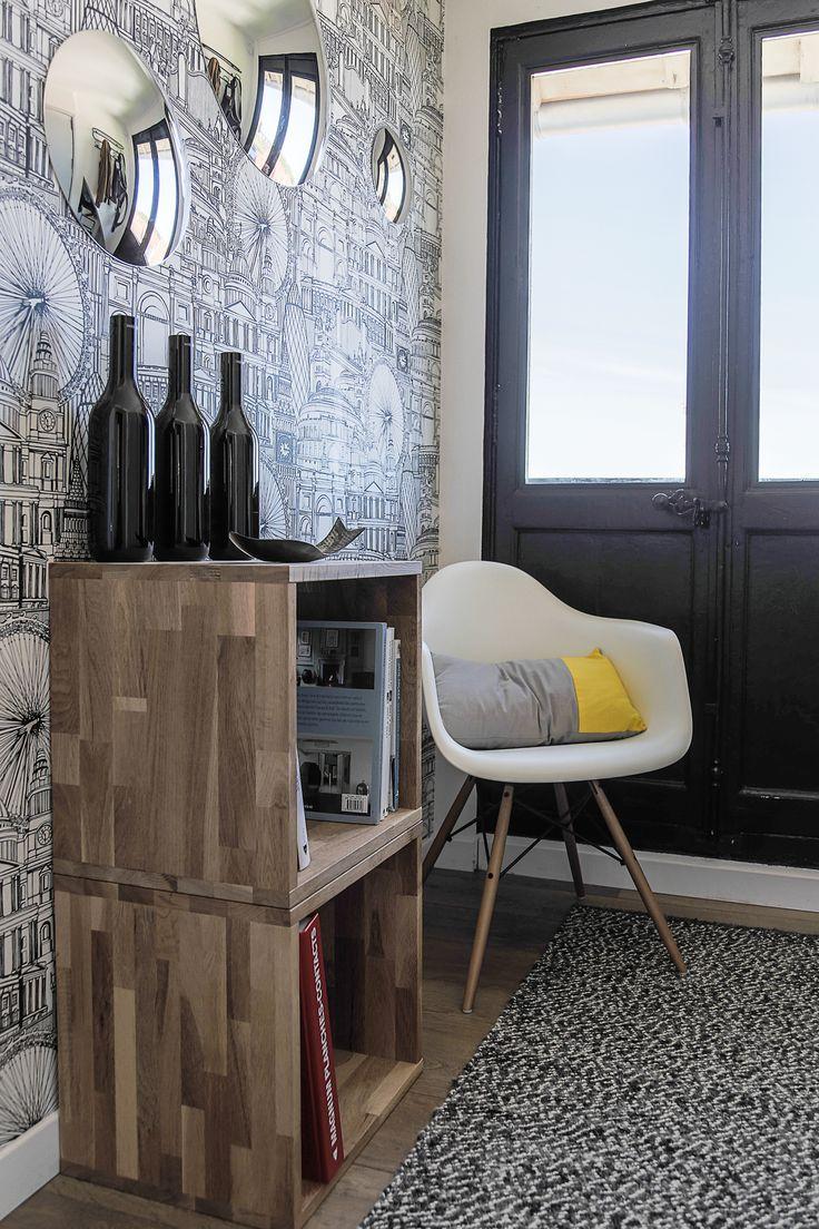 les 81 meilleures images du tableau d coration hall d 39 entr e sur pinterest id es pour la. Black Bedroom Furniture Sets. Home Design Ideas