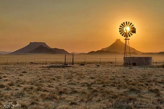 Karoo plek van goud