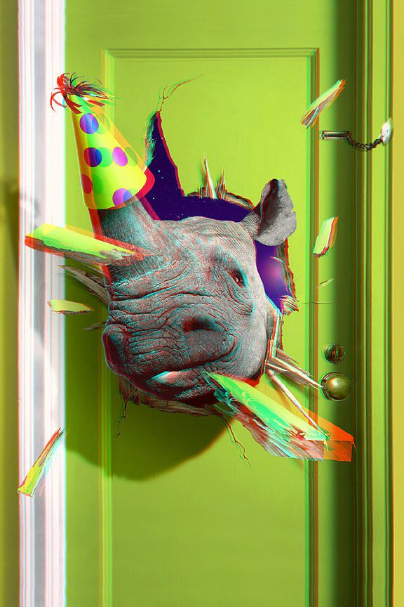 17 Best 3d Anaglyph Images On Pinterest Statue Of