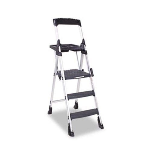 Bridgeport 11003abl1 Worlds Greatest Work Platform 300lbs Cap Aluminum Resin Black Ladder Aluminium Ladder Plastic Step Stool