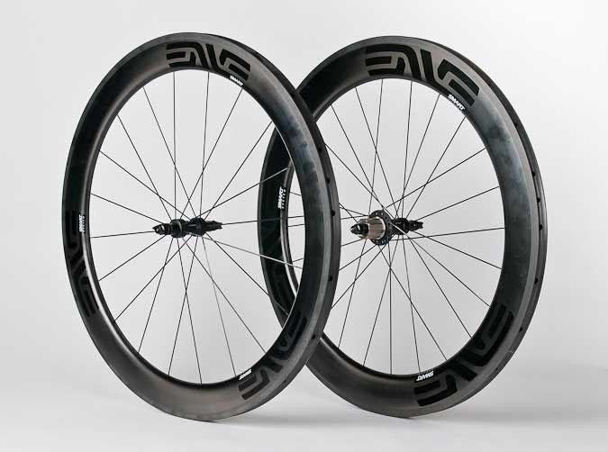 ENVE 6.7 SES Wheels go great with my fondriest