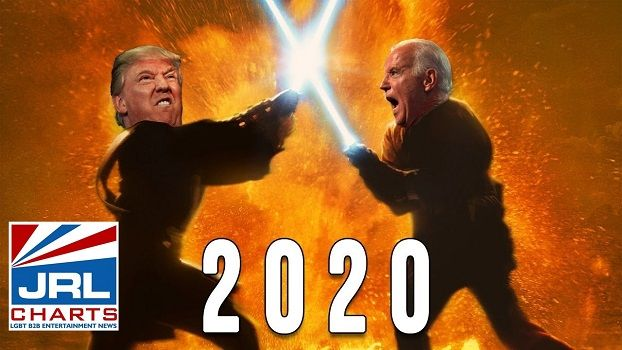 Las Vegas 11 16 20 Election 2020 Is One For The Record Books But Now Jrl Charts Is Pleased To Brin In 2020 Star Wars Parody Funny Star Wars Memes Star Wars Film