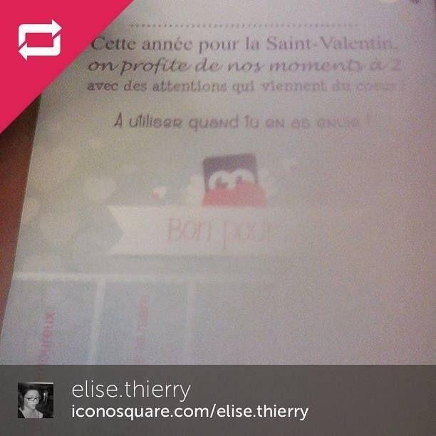 Comparateur de voyages http://www.hotels-live.com : Comme @elise.Thierry vous avez eu votre carte de petites attentions à partager ? Qu'allez-vous inscrire sur les 2 derniers bons ? #iDTGV #idtgvmax #instalove #instapic #saintvalentin #saintvalentin2016 #bonpour #jetaime #photodujour #love #joyeusesaintvalentin Hotels-live.com via https://www.instagram.com/p/BBrusL1BNK9/ #Flickr via Hotels-live.com…