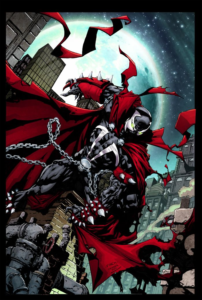 Spawn 200 Finch Colored By SplashColors On DeviantART