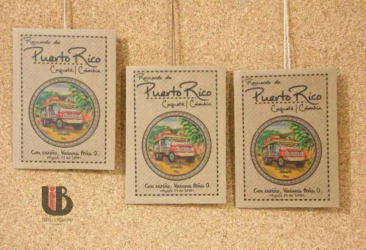 Diseño y Packaging Personalizado   Made In Colombia y de corazón.