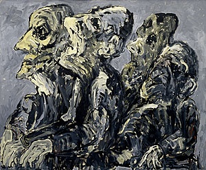 Kevin CONNOR, Four figures, Stanley Street