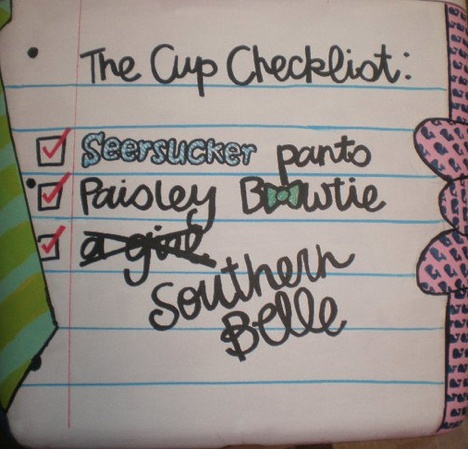 """Cute Carolina Cup Cooler!    Create a """"Best in Show at Carolina Cup"""" with at least five Emma Graham products for a chance to win a 250 gift certificate! Email board to mailto:press@emmagrahamdesigns.com"""