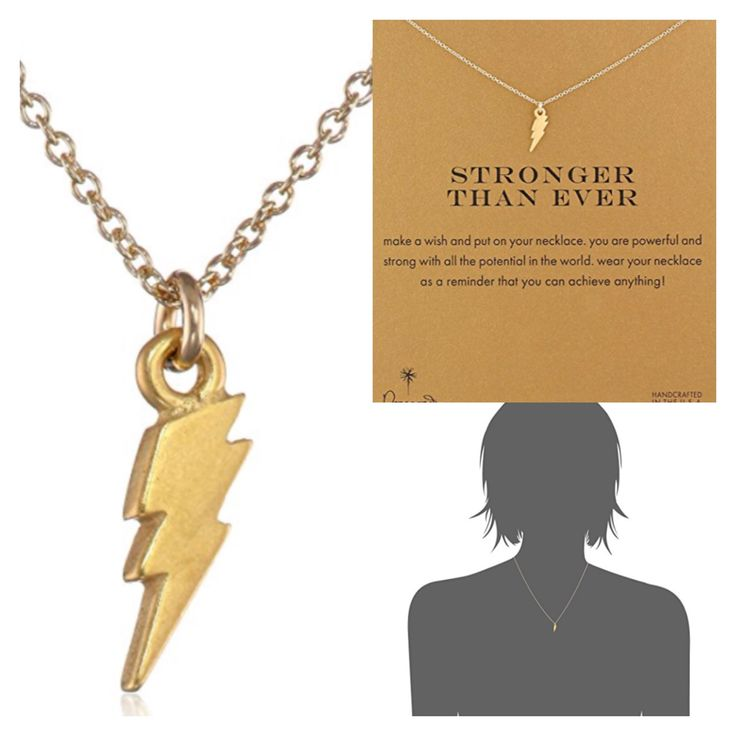 power necklace. You will feel stronger with this necklace. #jewelry #fashion #jevelry #Dogeared