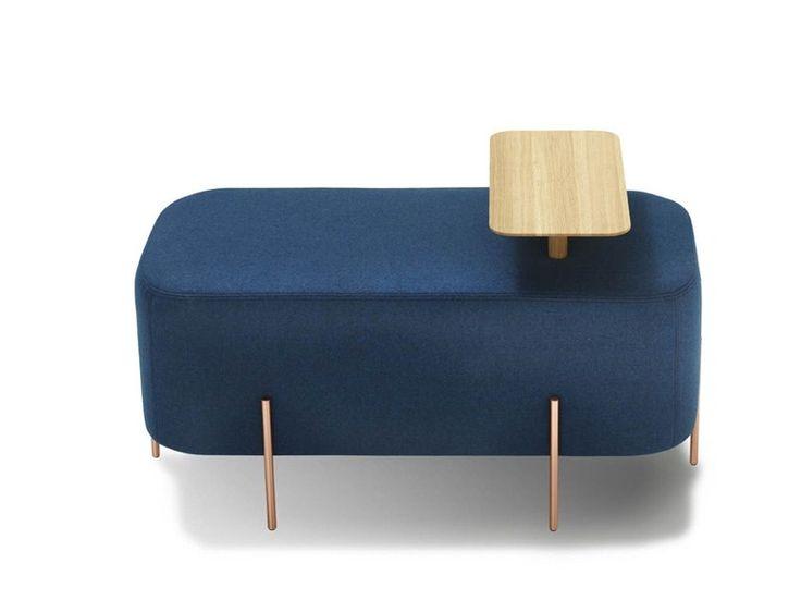 Téléchargez le catalogue et demandez les prix de Elephant | banc by Sancal Diseño, banc rembourré modulable design design Nadadora, collection Tierra