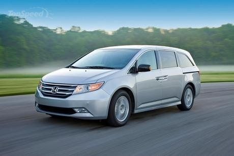 Honda Odyssey - Mini vans aren't cool? I'm calling your bs